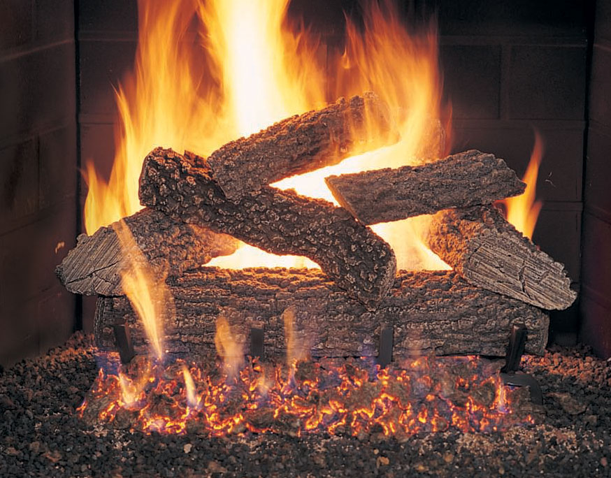 Vented Gas Logs In Baton Rouge Unvented Gas Logs Baton Rouge
