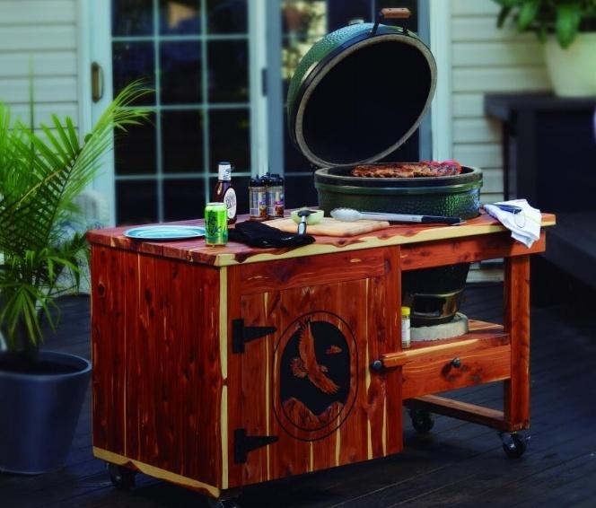 sierra grill table