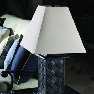 Table lamps at Casual Creations