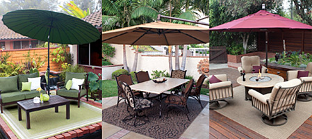 Exposed Outdoor Rugs