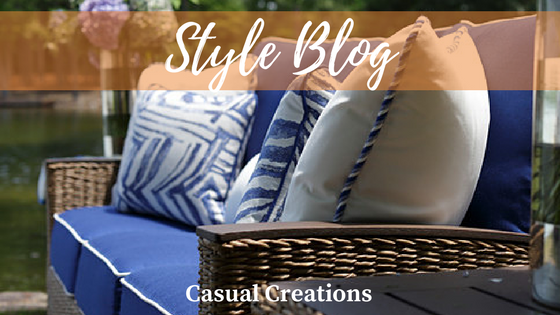 Style Spotlight #1: 2017 Design Trends for Outdoor Seating