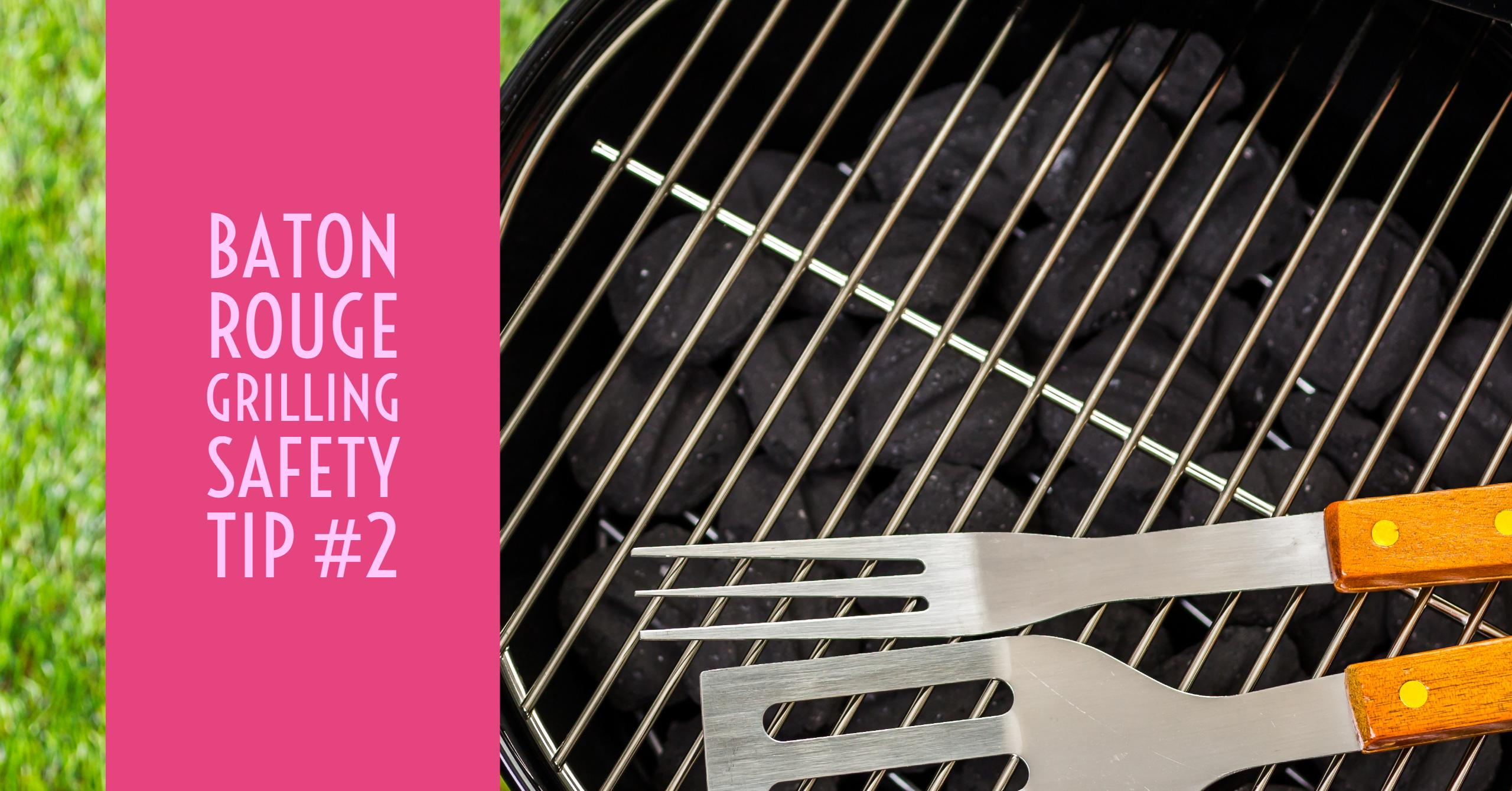 Baton Rouge Grilling Safety Tip Check Grill Parts for Excessive Rust or Corrosion.jpg