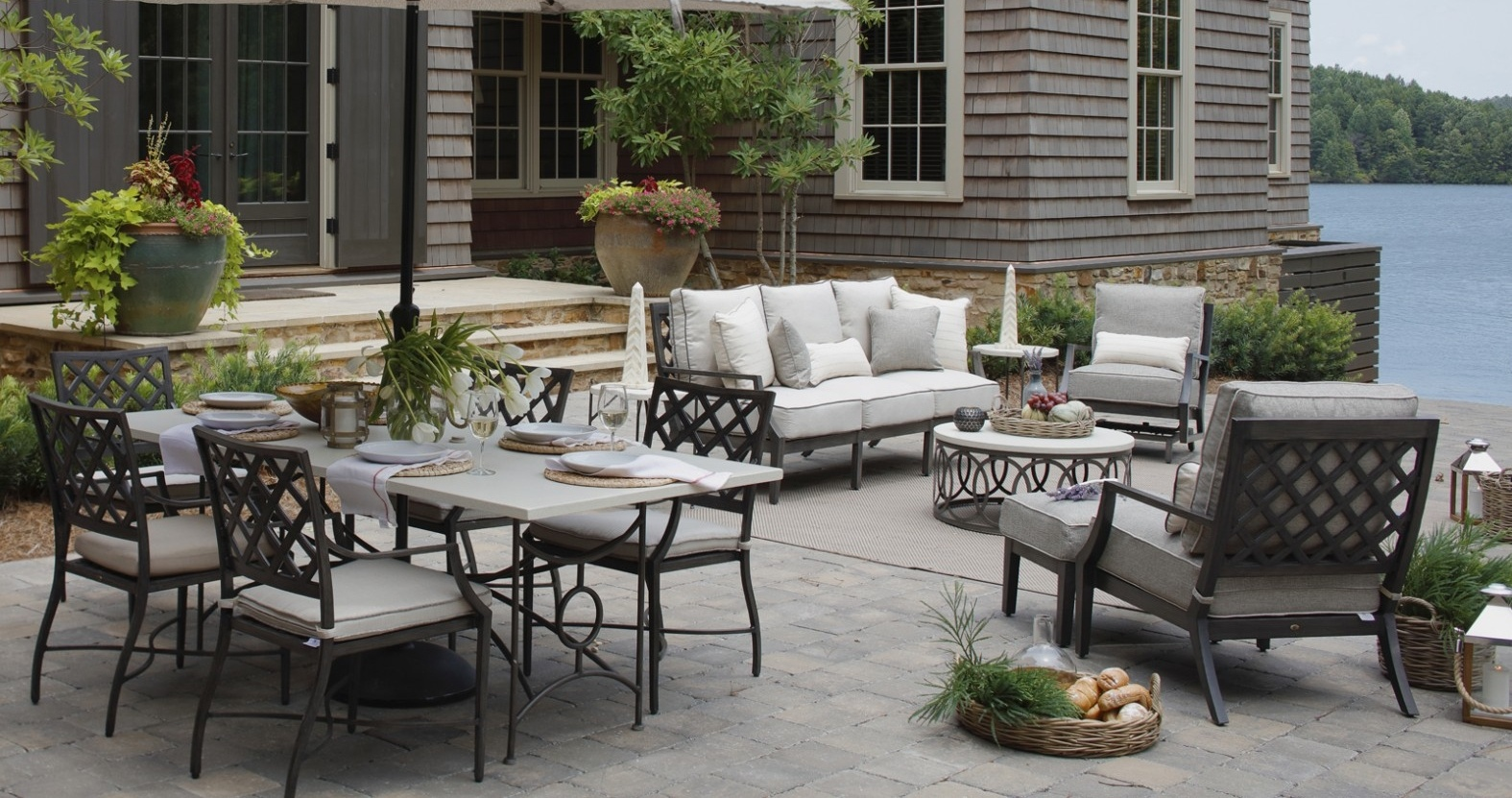 Outdoor Furniture at Casual Creations